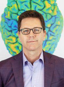Rob Bancroft, CEO of QMENTA
