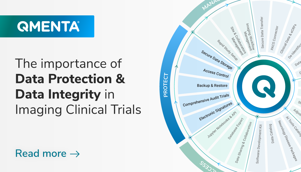 The Importance of Data Protection and Data Integrity in Imaging Clinical Trials