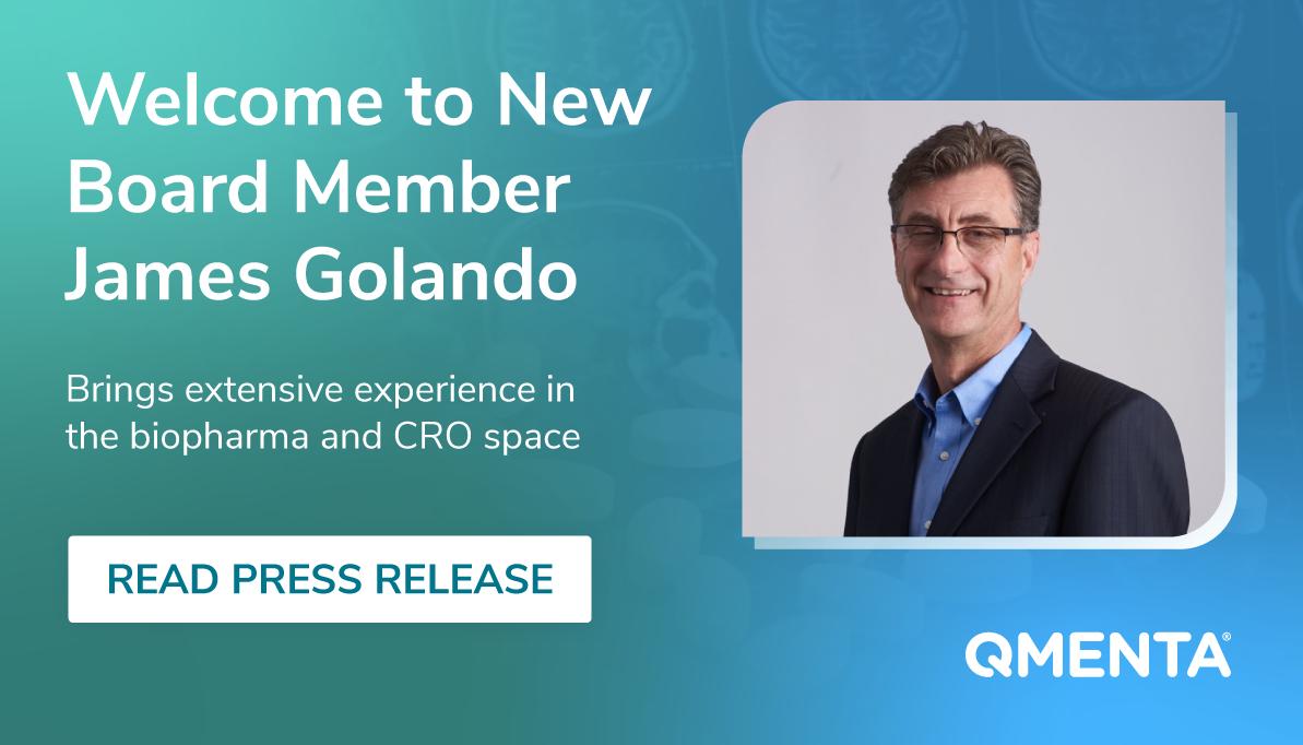 Welcome to New Board Member James Golando